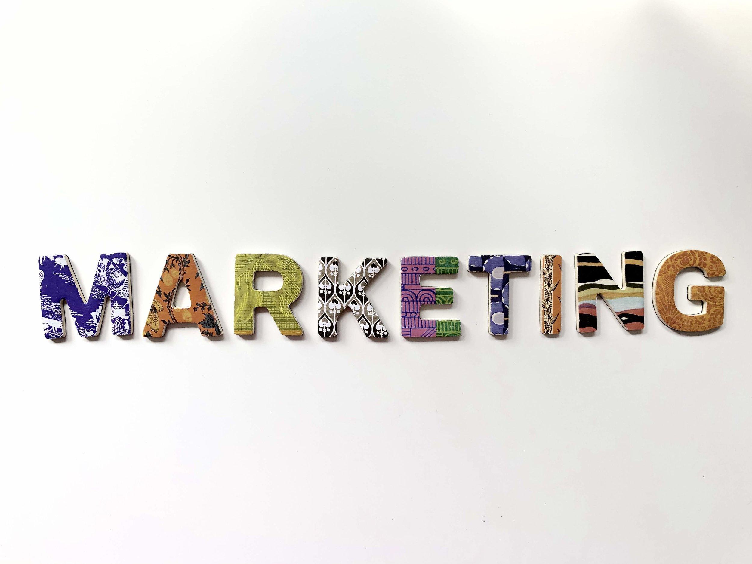 Marketing web personnalisé