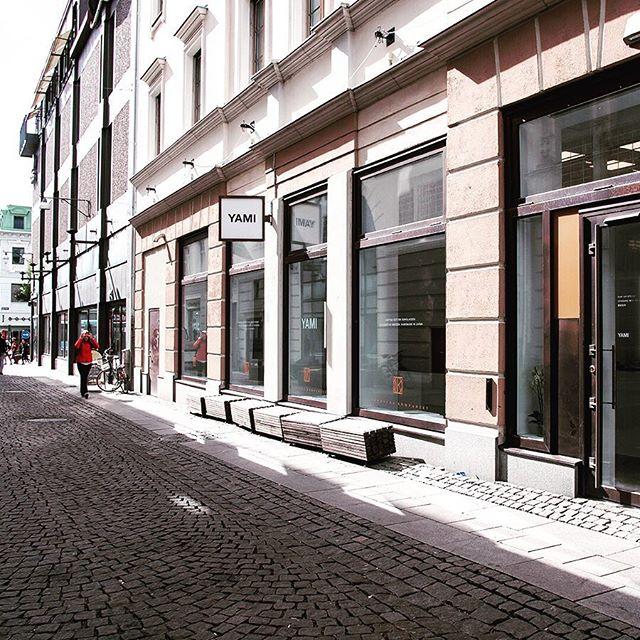 Experience Yami Eyewear // Gothenburg pop up // Located at Kyrkogatan 50