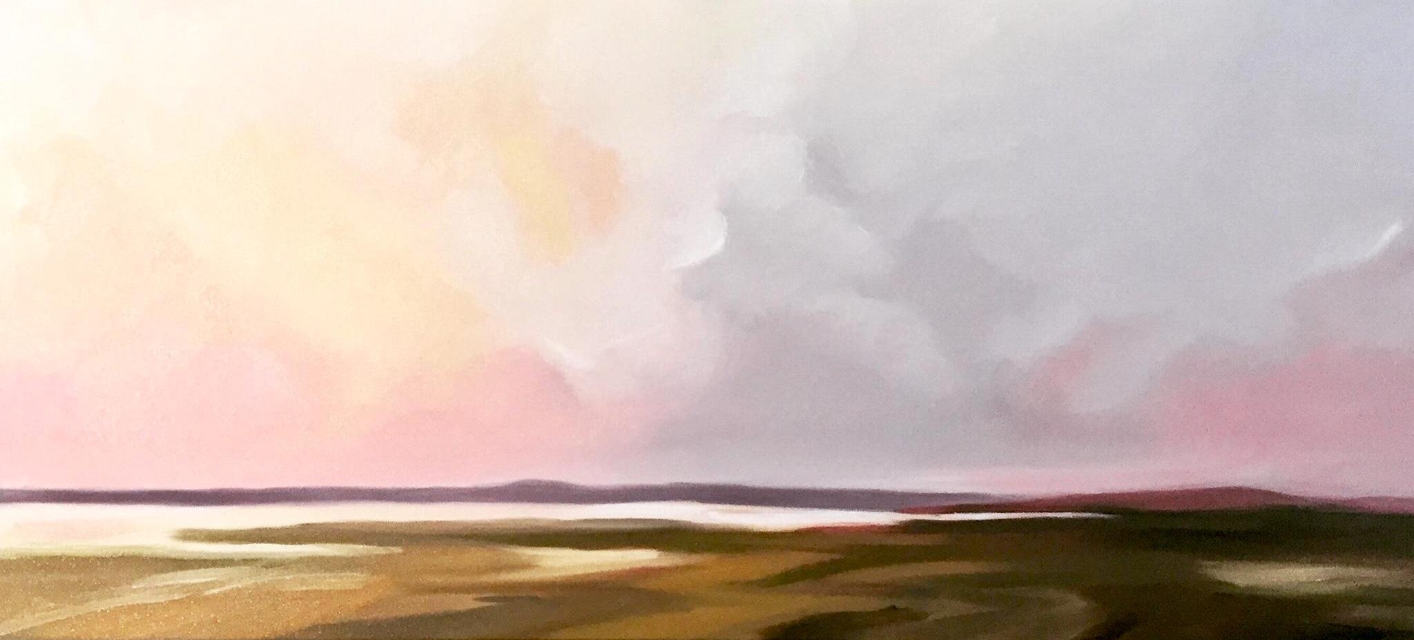Seaside Salt Marshes, Willis Wharf Va