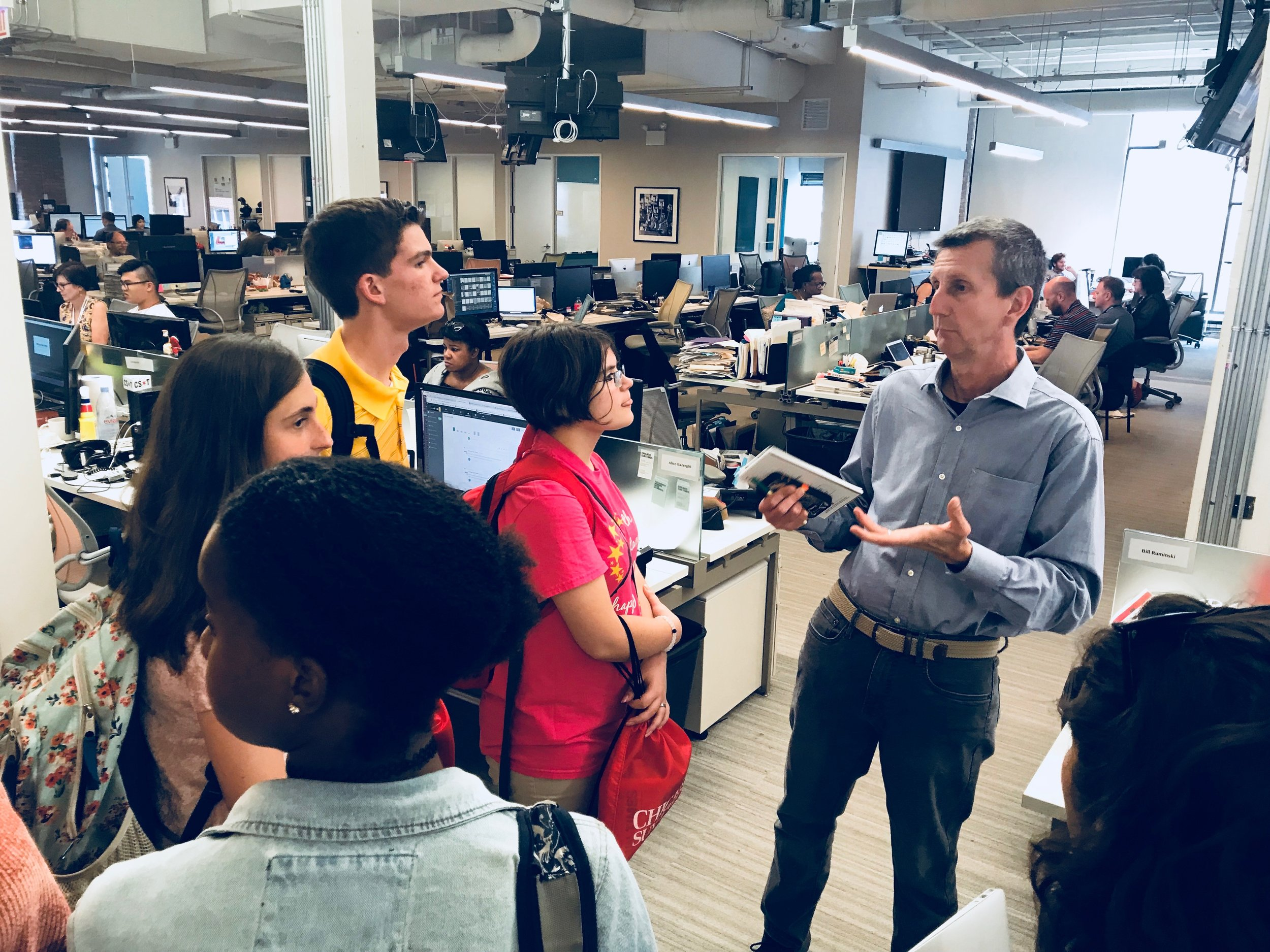 INVESTIGATIVE REPORTING AND PODCASTING - Work with Pulitzer Prize-winning faculty and media professionals.