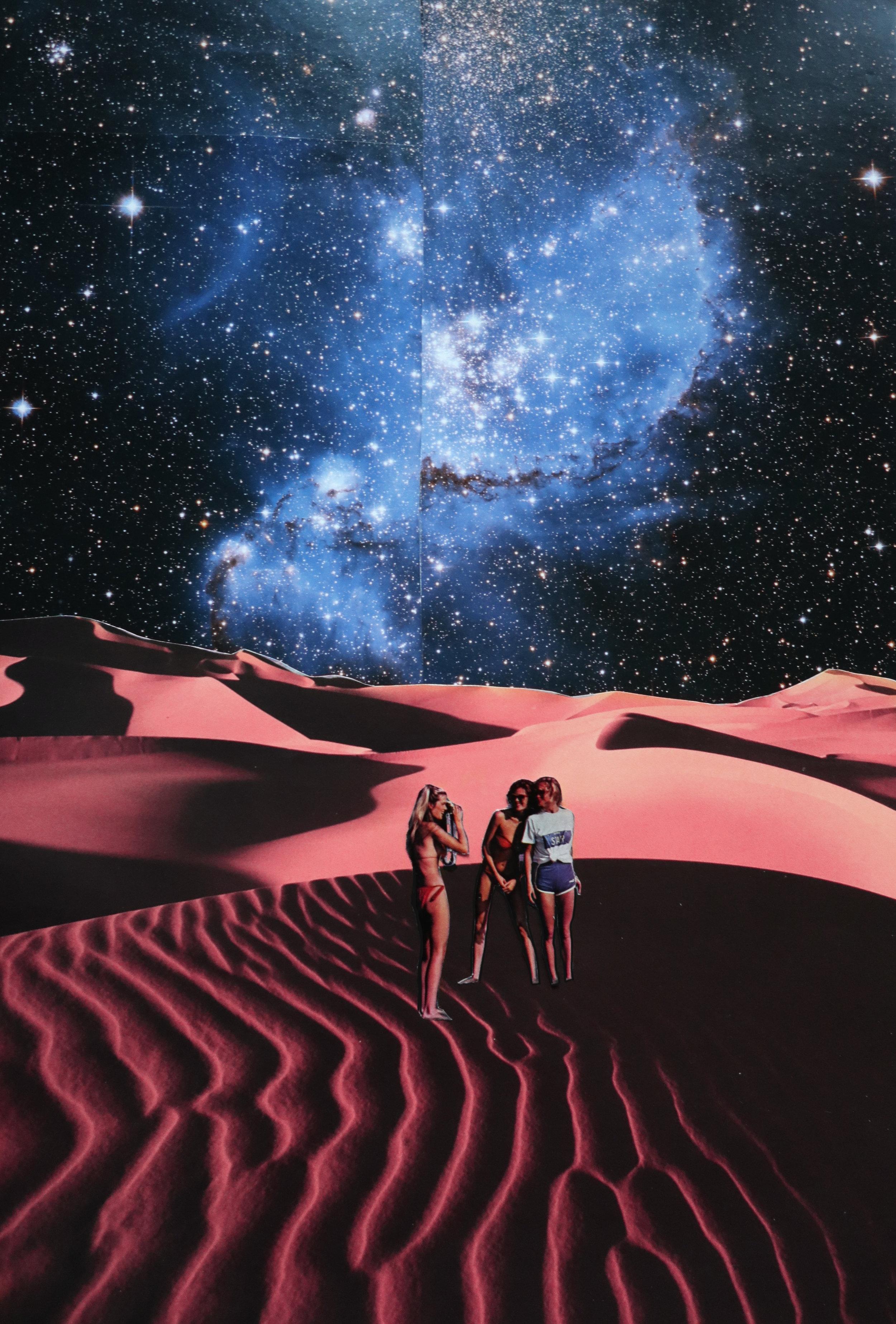 Space Touristas