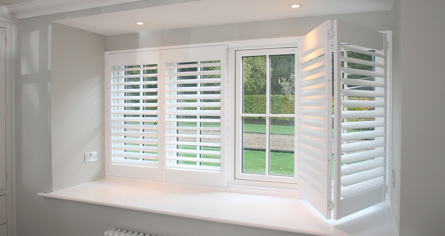 SAVE UP TO 20% ON BEAUTIFUL PLANTATION SHUTTERS! INCLUDES INSTALLATION! - Save up to 20% on all your shutter needs and stay cool for summer! Installation included!