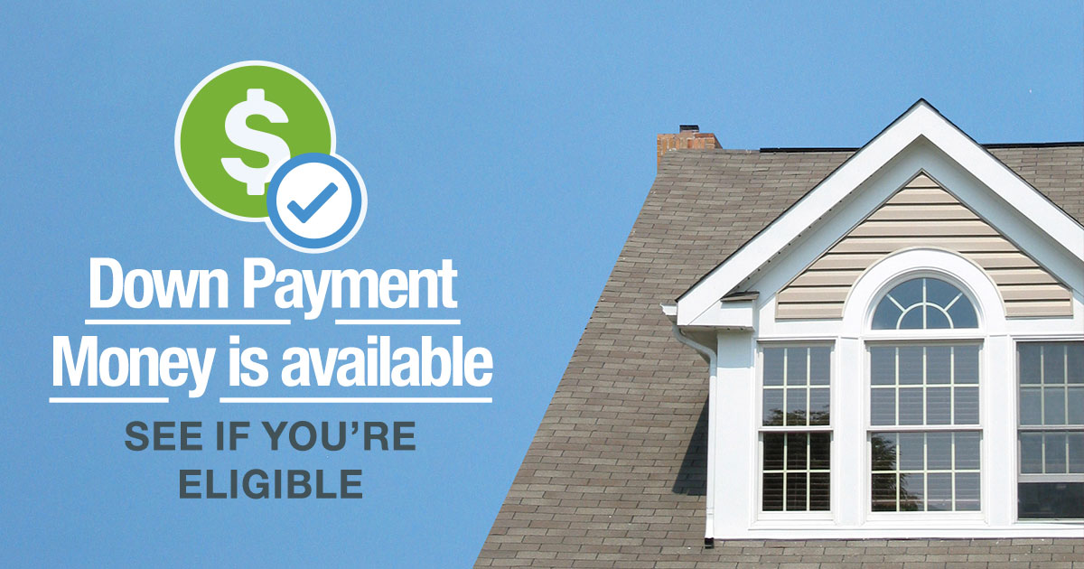 Have you heard about this? - Many buyers qualify for assistance with down-payment and closing costs, even if they are upgrading!