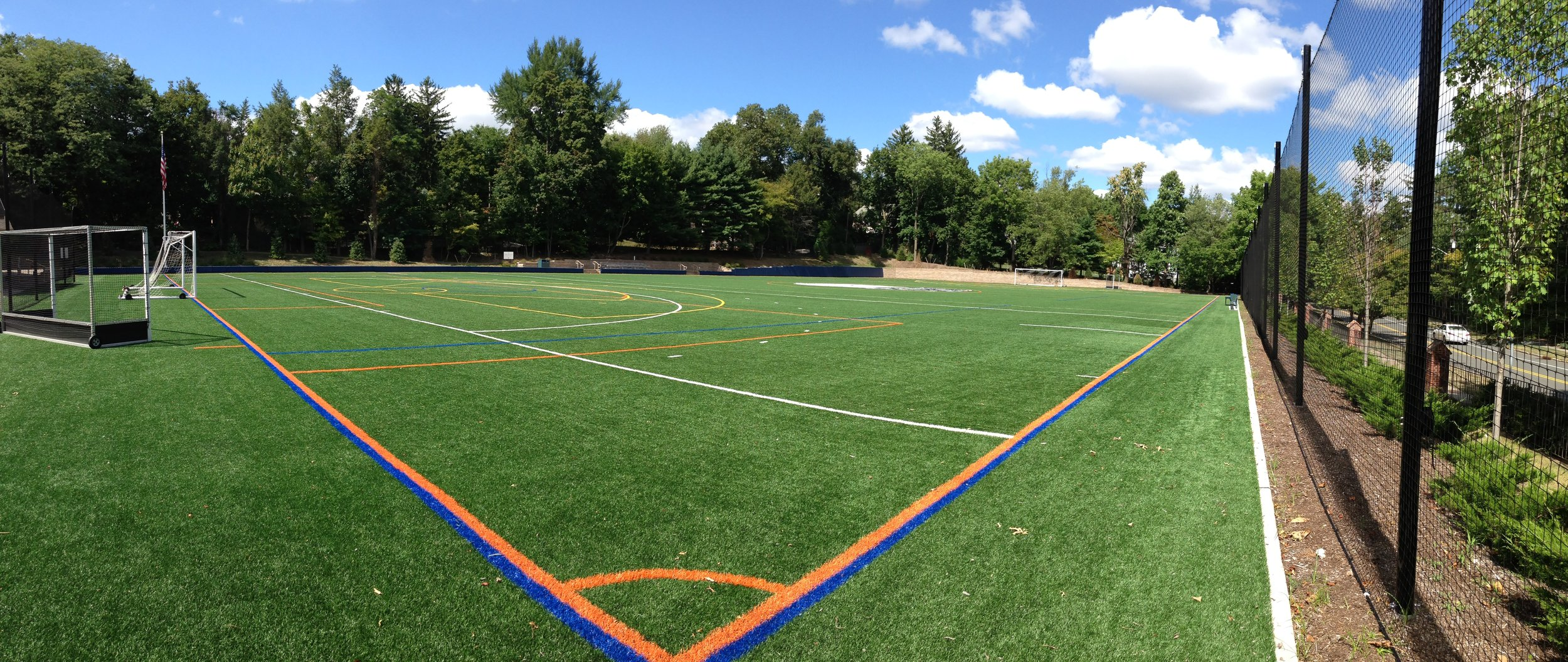 montclair kimberly academy upper mountain avenue field -
