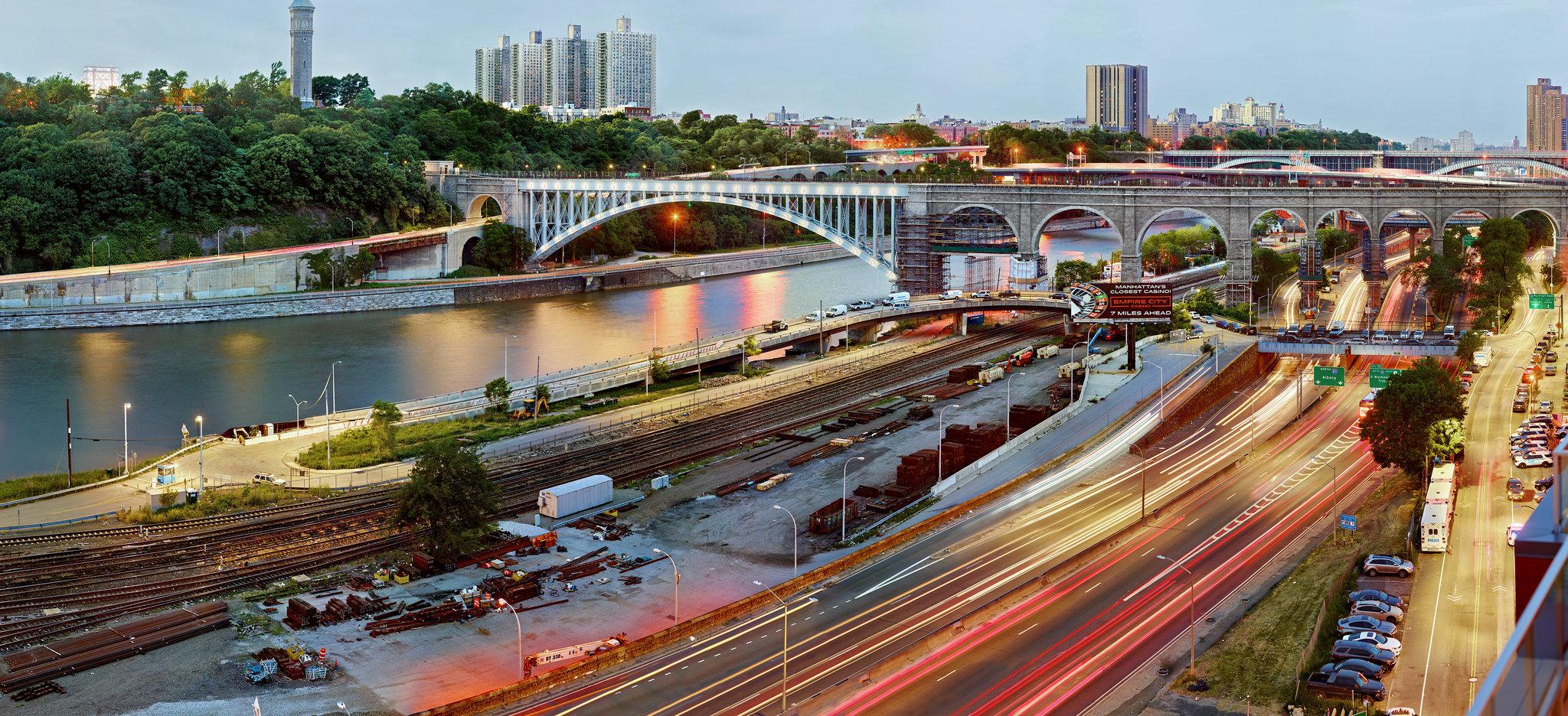 the rehabilitation of the high bridge -