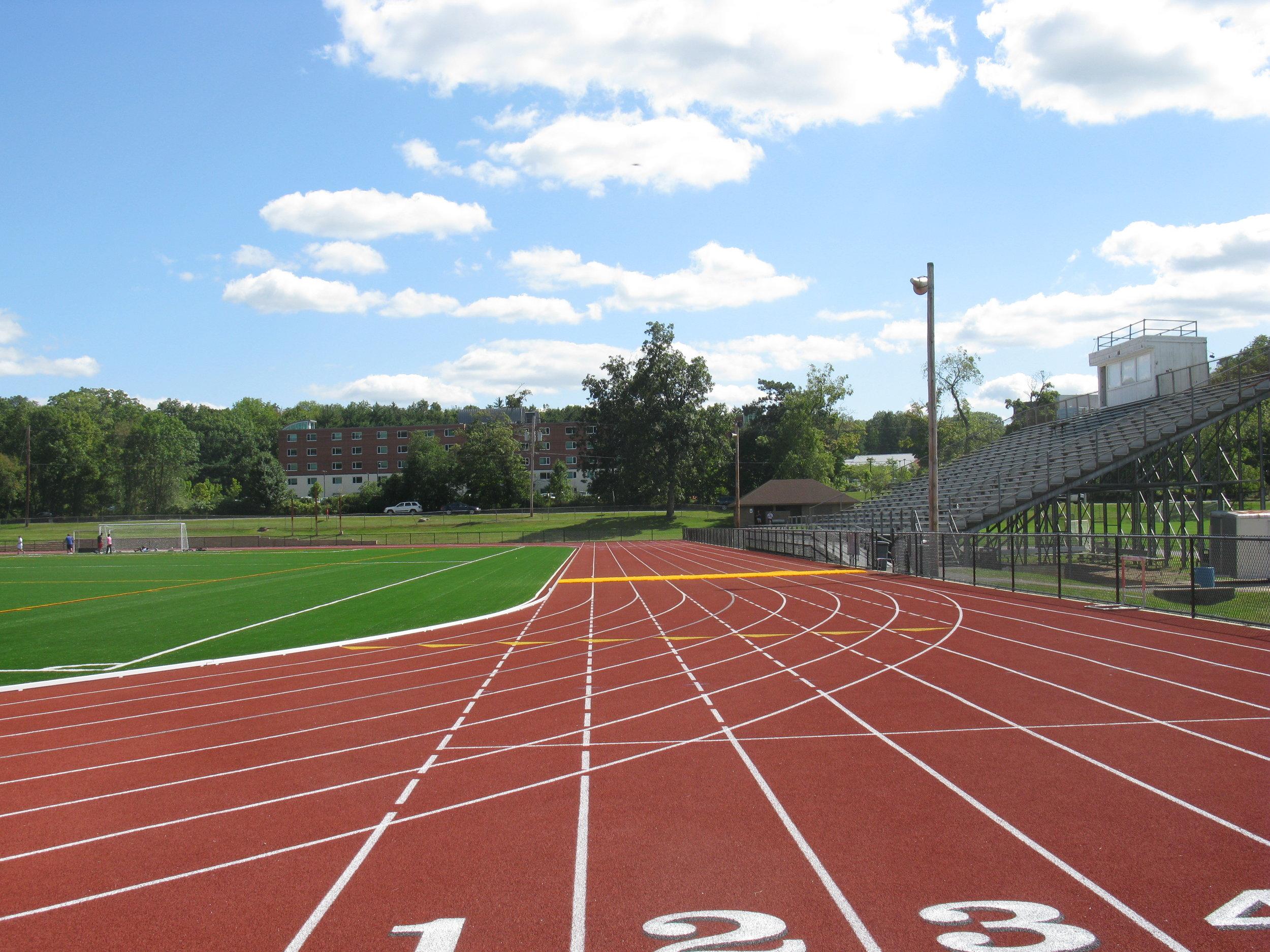 ramapo college athletic complex -