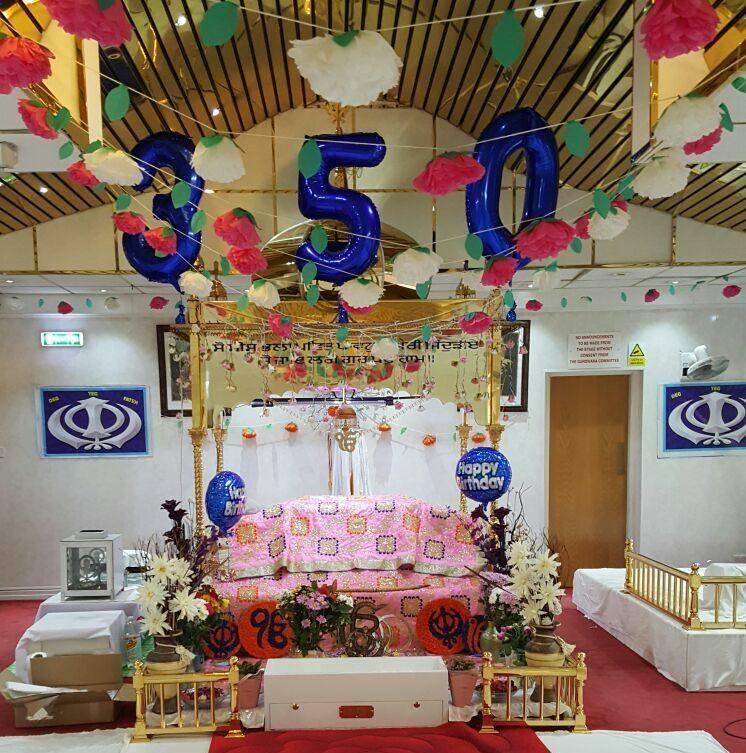 Sikhism - 10 –Guru Nanak Temple – Tunbridge Street11 – Guru Gobind Singh Ji Gurdwara – Hanover Street12 – Guru Nanak Gurudwara Bhatra Singh Sabha – Bow Lane