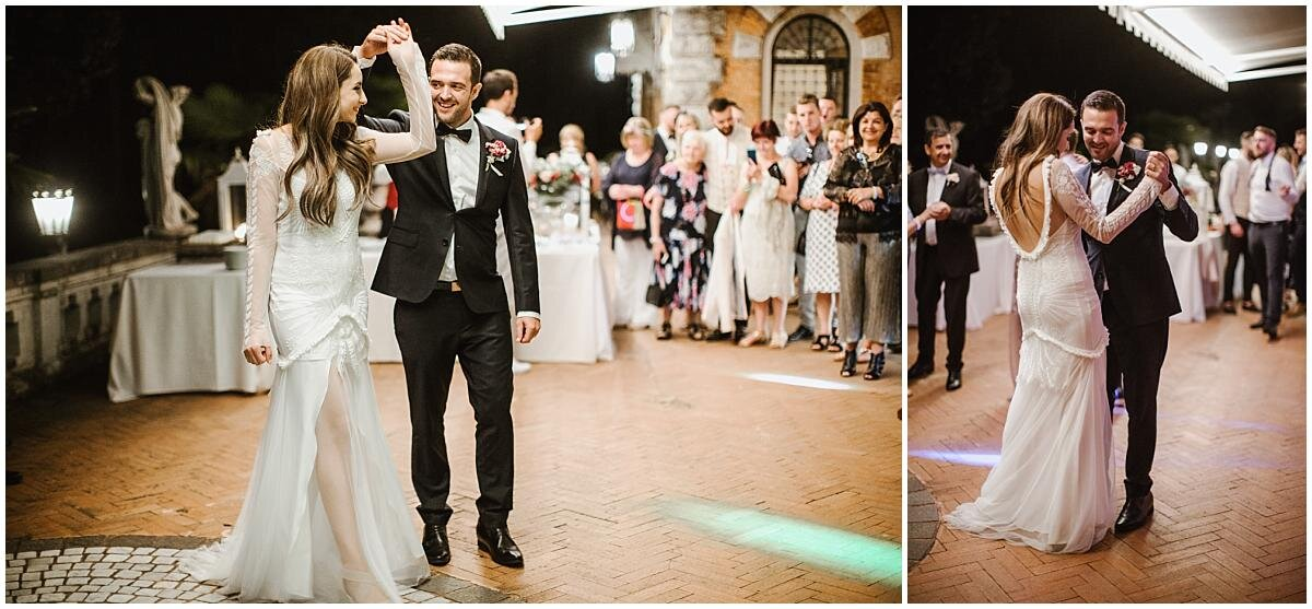 first-dance-bridal-couple