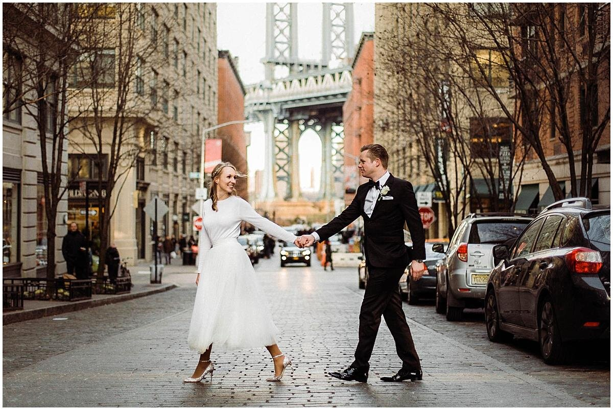 bridal-couple-in-new-york