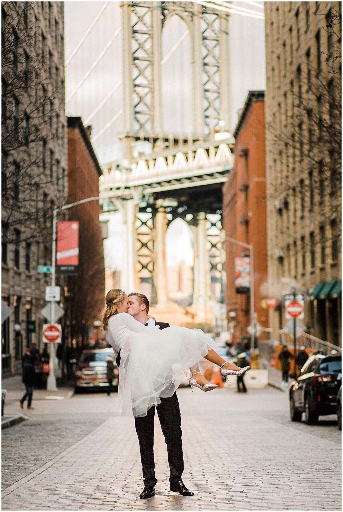 just-married-in-new-york