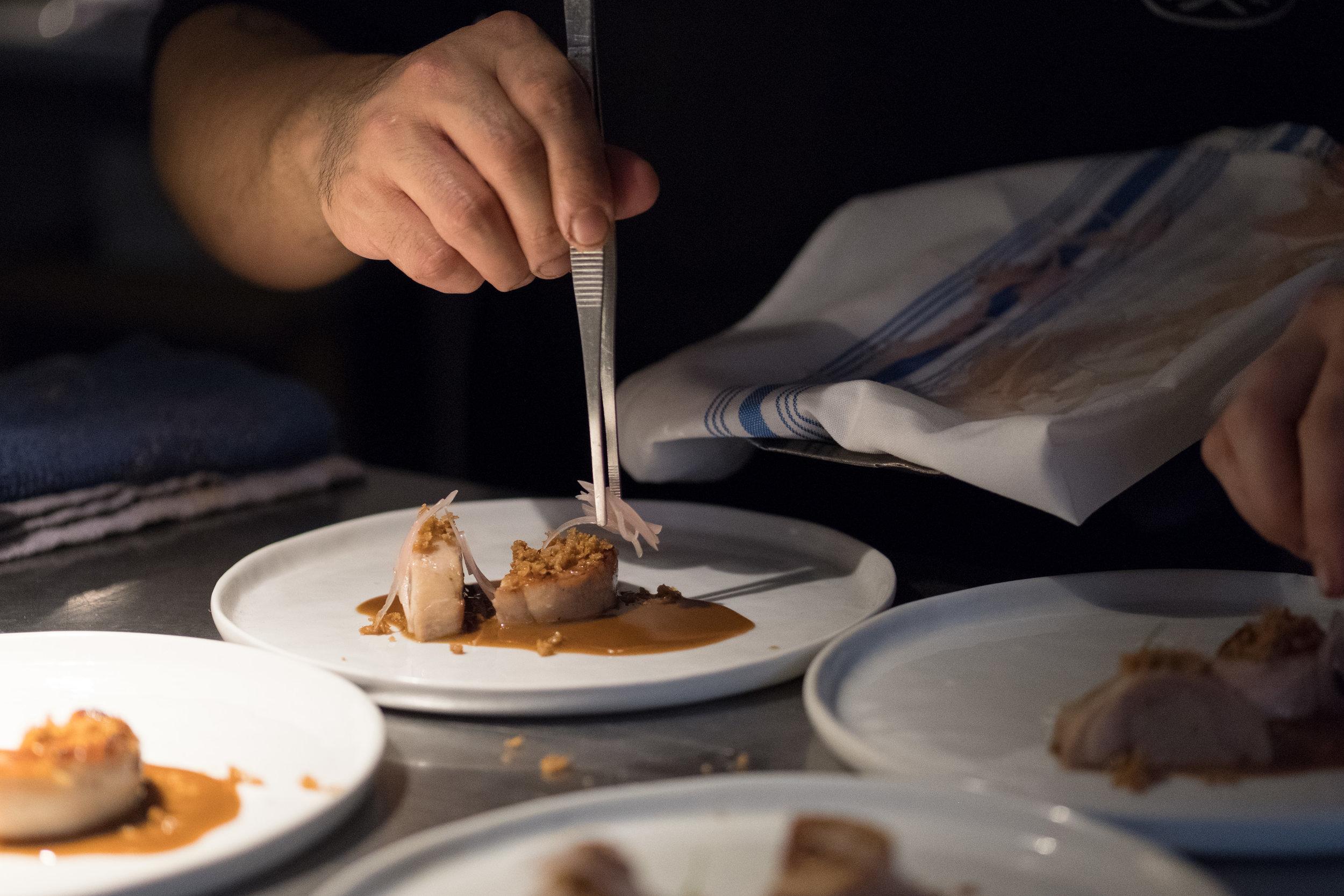Plating Onions on Pork.jpg