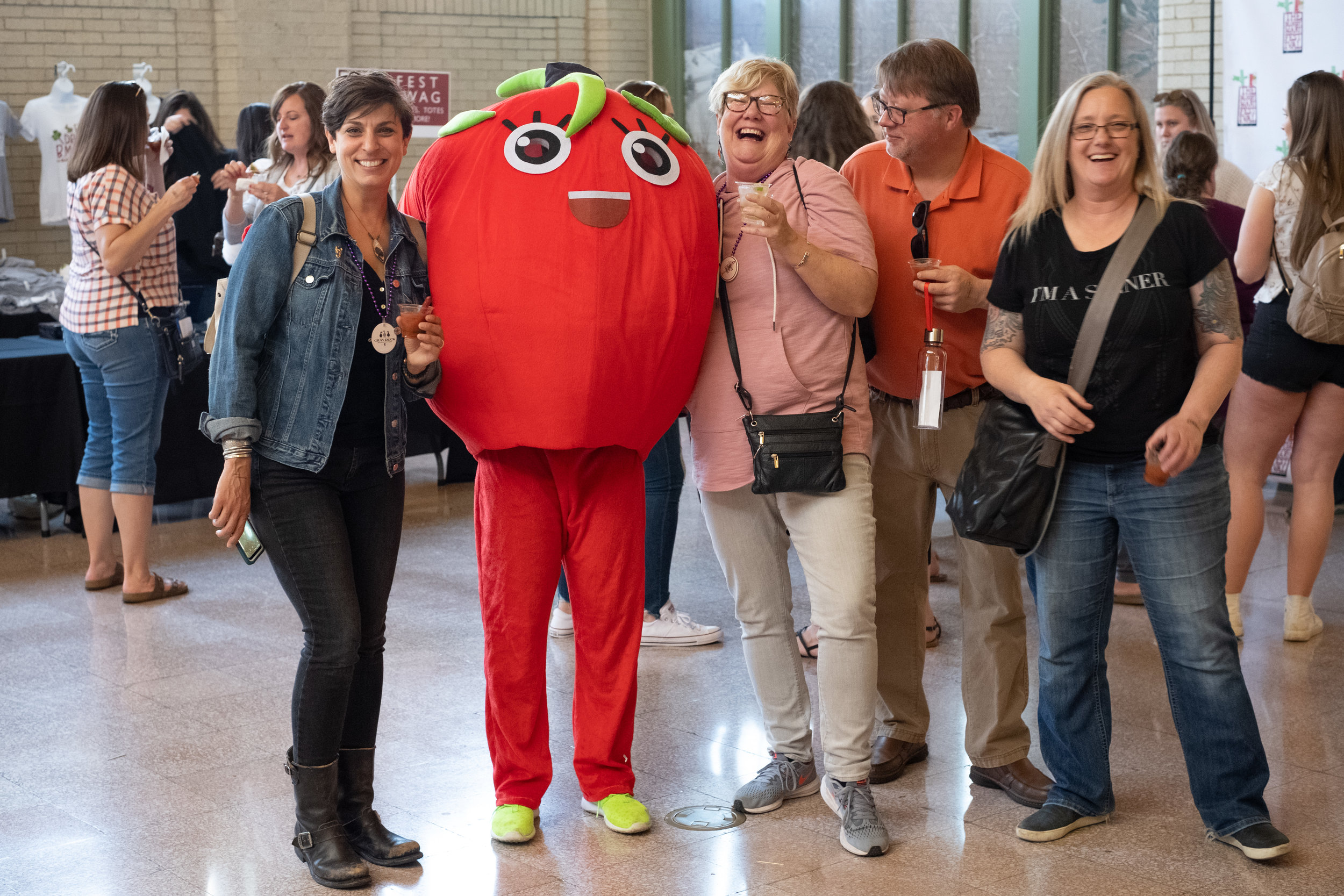 Laughing with the Tomato Person.jpg