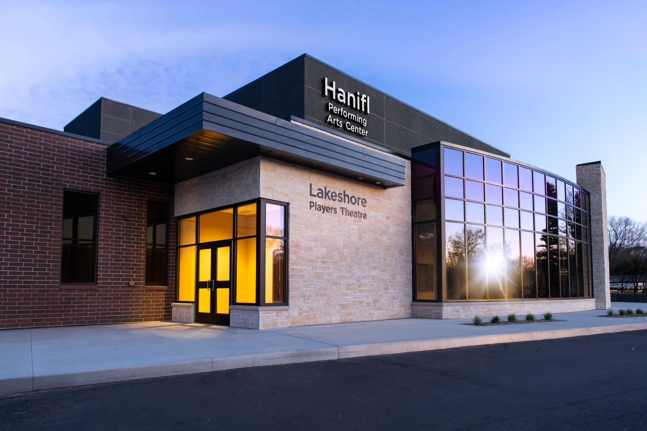Hanifl Performing Arts Center