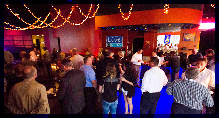 PLANNING MADE EASY - Live@Jack's would love to venue host your company or personal private party.We specialize in the