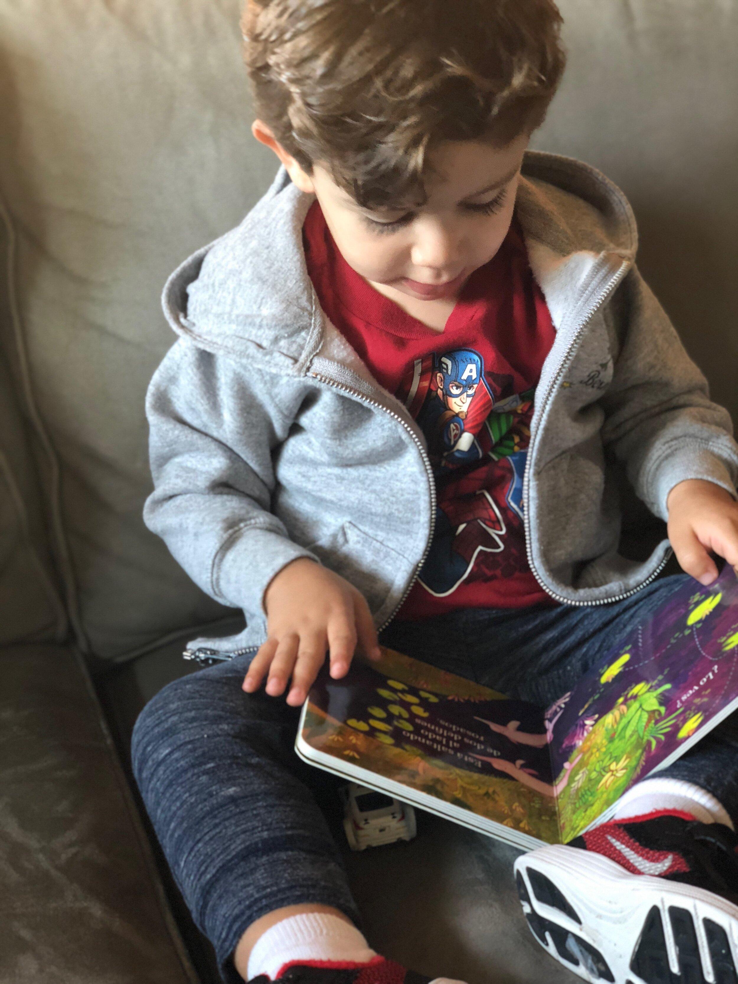 best childrents books in spanish
