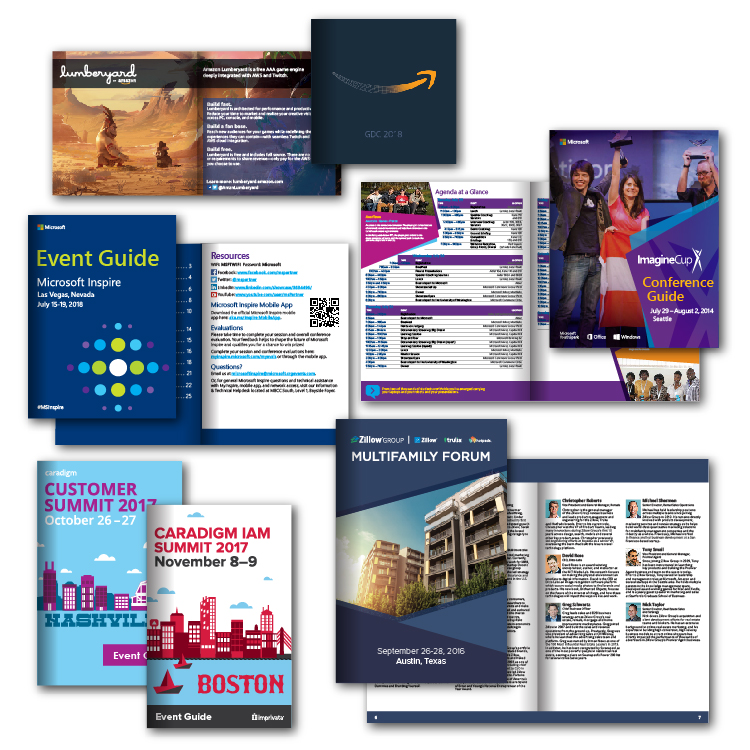 Conference guides