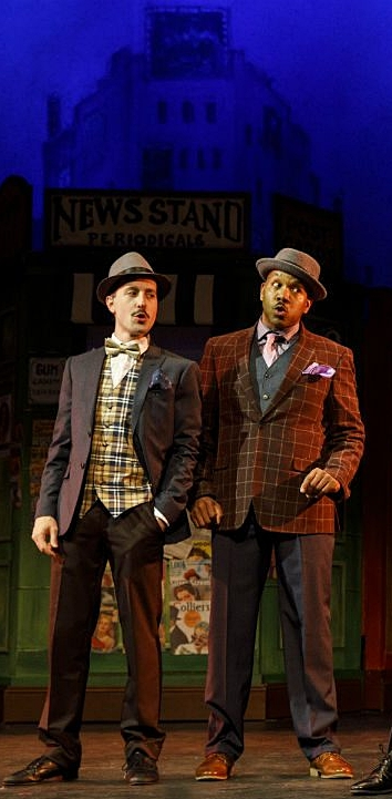 Guys and Dolls (Blakely and Darius de Haas)