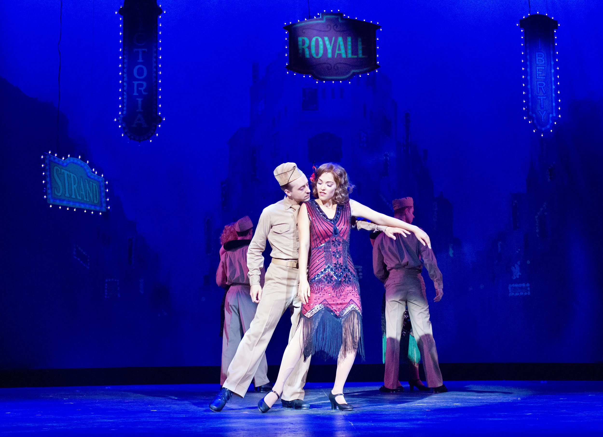 42nd Street Ballet  (Blakely and Tessa Grady)