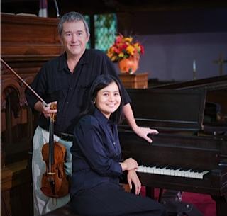 David Niwa and Mariko Kaneda