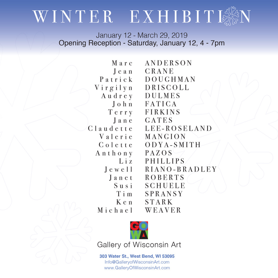 2019 Gallery of Wisconsin Art Winter Exhibition.jpg
