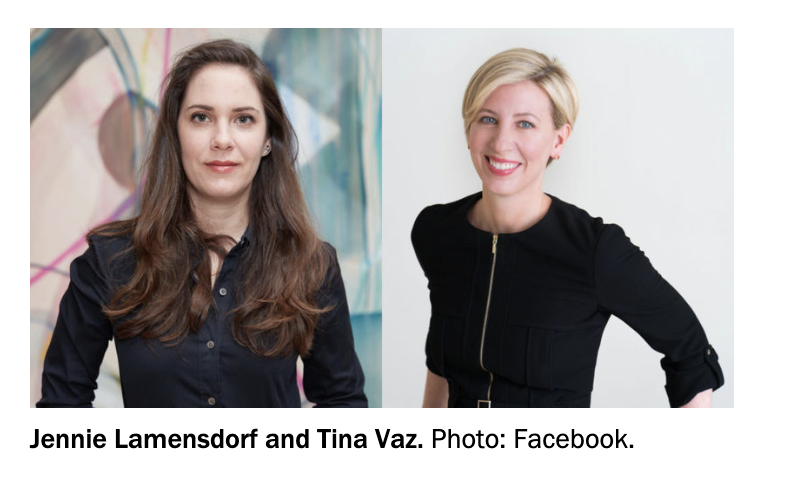 Artforum  - FACEBOOK HIRES GUGGENHEIM'S TINA VAZ TO HEAD ITS ARTIST RESIDENCY PROGRAMMay 31, 2019