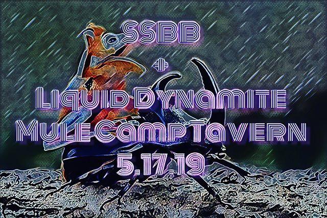 #ssmfbb #liquid dynamite #sunnysouthbluesband #mulecamptavern #gainesvillega #rock #funk