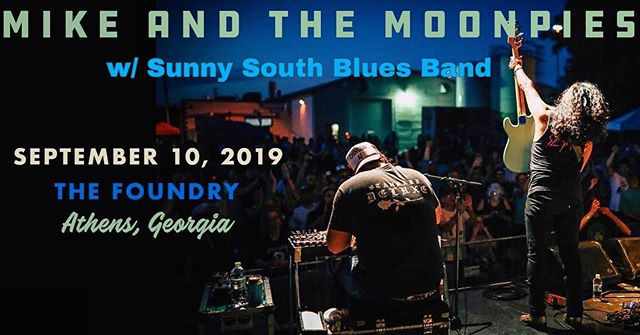 If last nights show was past your bedtime, you are in luck, this one is an early one. Excited to announce we will be opening up the show for @mikeandthemoonpies next Terrapin Tuesday at @thefoundryathens #texascountry #blues #rocknroll #livemusic #mikeandthemoonpies #ssmfbb ticket link in BIO