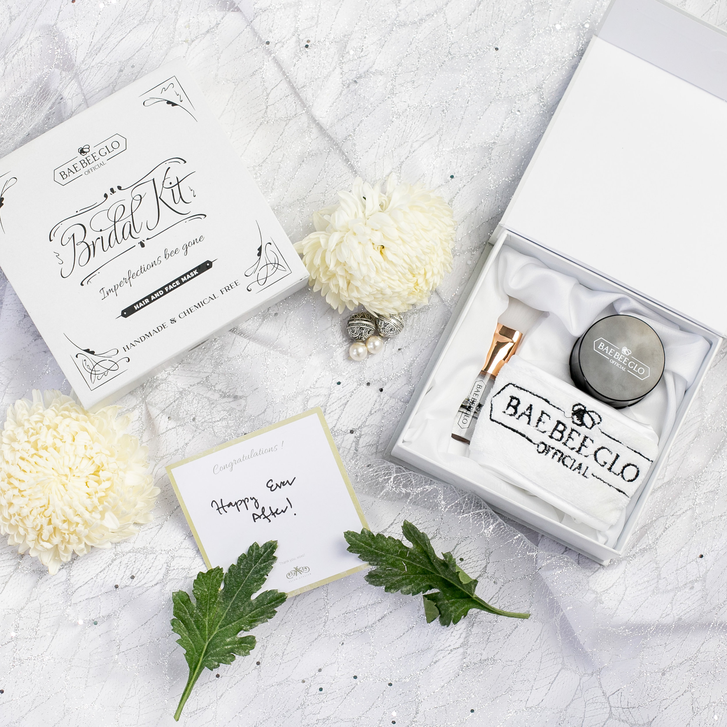 BAEBEEGLO BRIDAL KIT