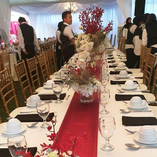 Wedding of Nadiah & Naim  Wedding coordinator : @asianatelier  #weddingcoordination #wedddingcoordinatorkl