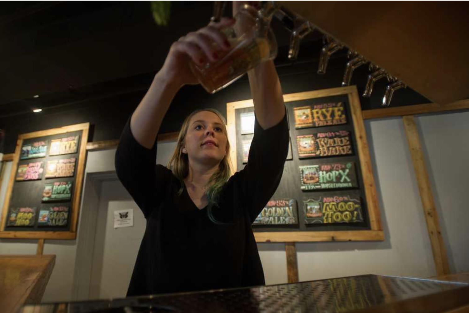 Terrapin brewery opens new tasting room - OnlineAthens | January 24, 2015