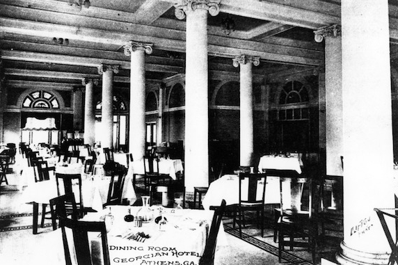 South Kitchen + Bar Is Restoring The Georgian Ballroom - Flagpole Athens | February 3, 2016
