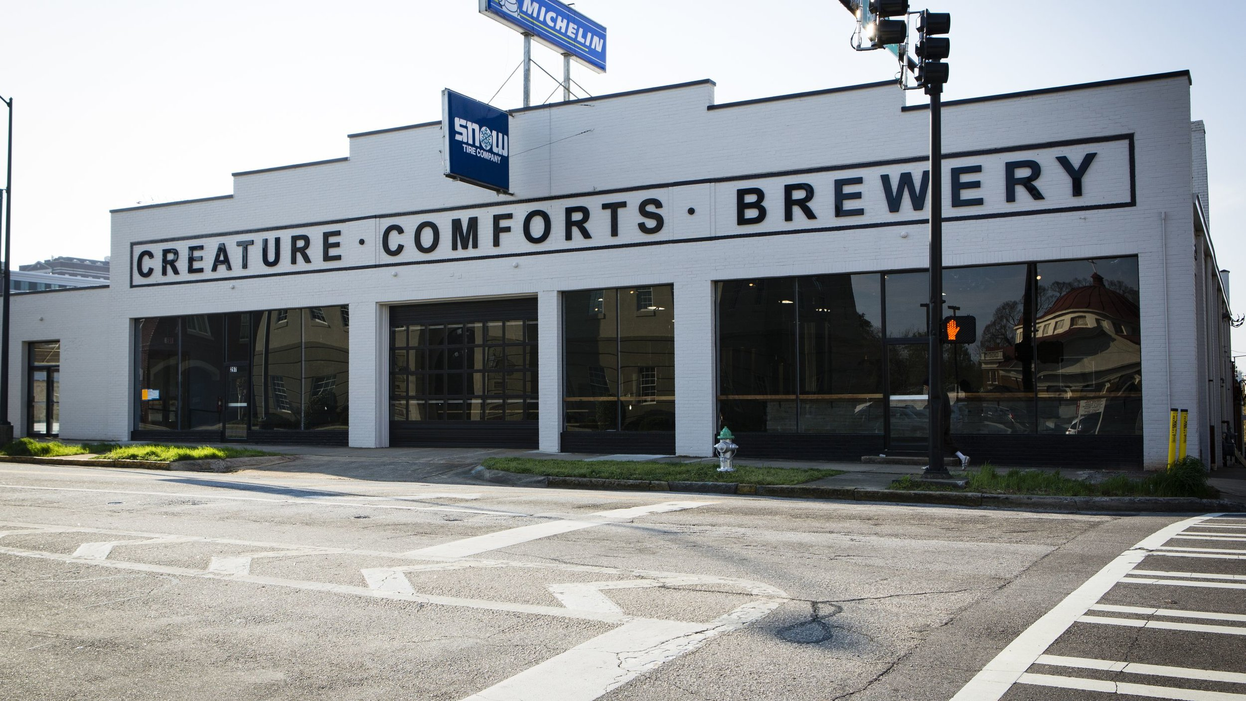 In Three Short Years, Creature Comforts Has Become Georgia's Hottest Brewery - Eater Atlanta | June 16, 2017