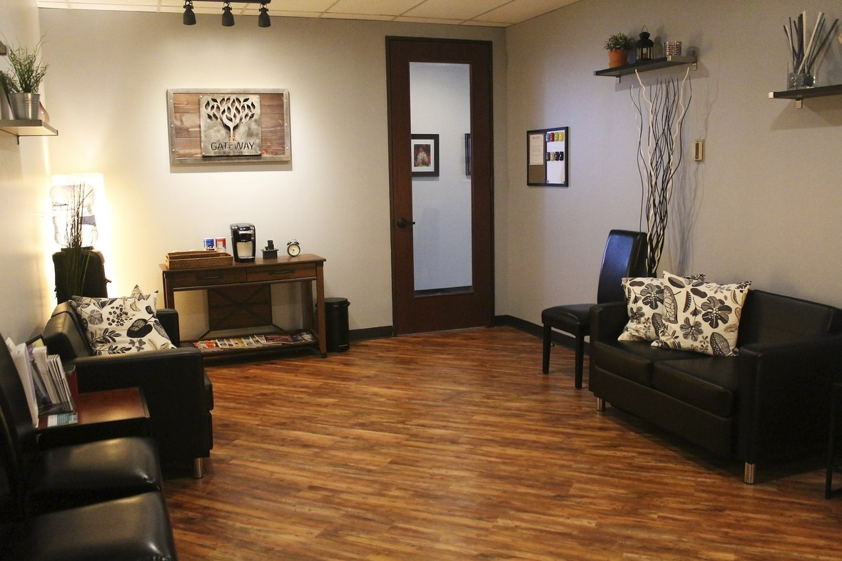 Gateway Wellness Associates Waiting Room