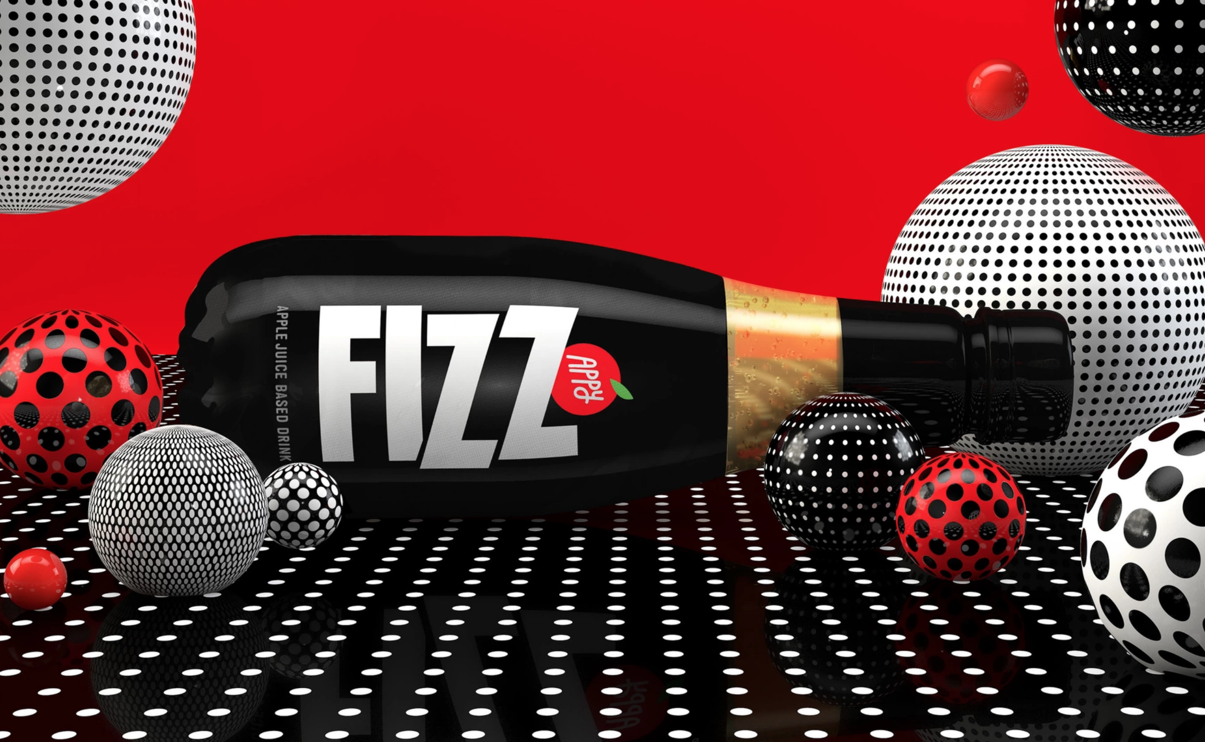 Appy Fizz - By Sagmeister & Walsh