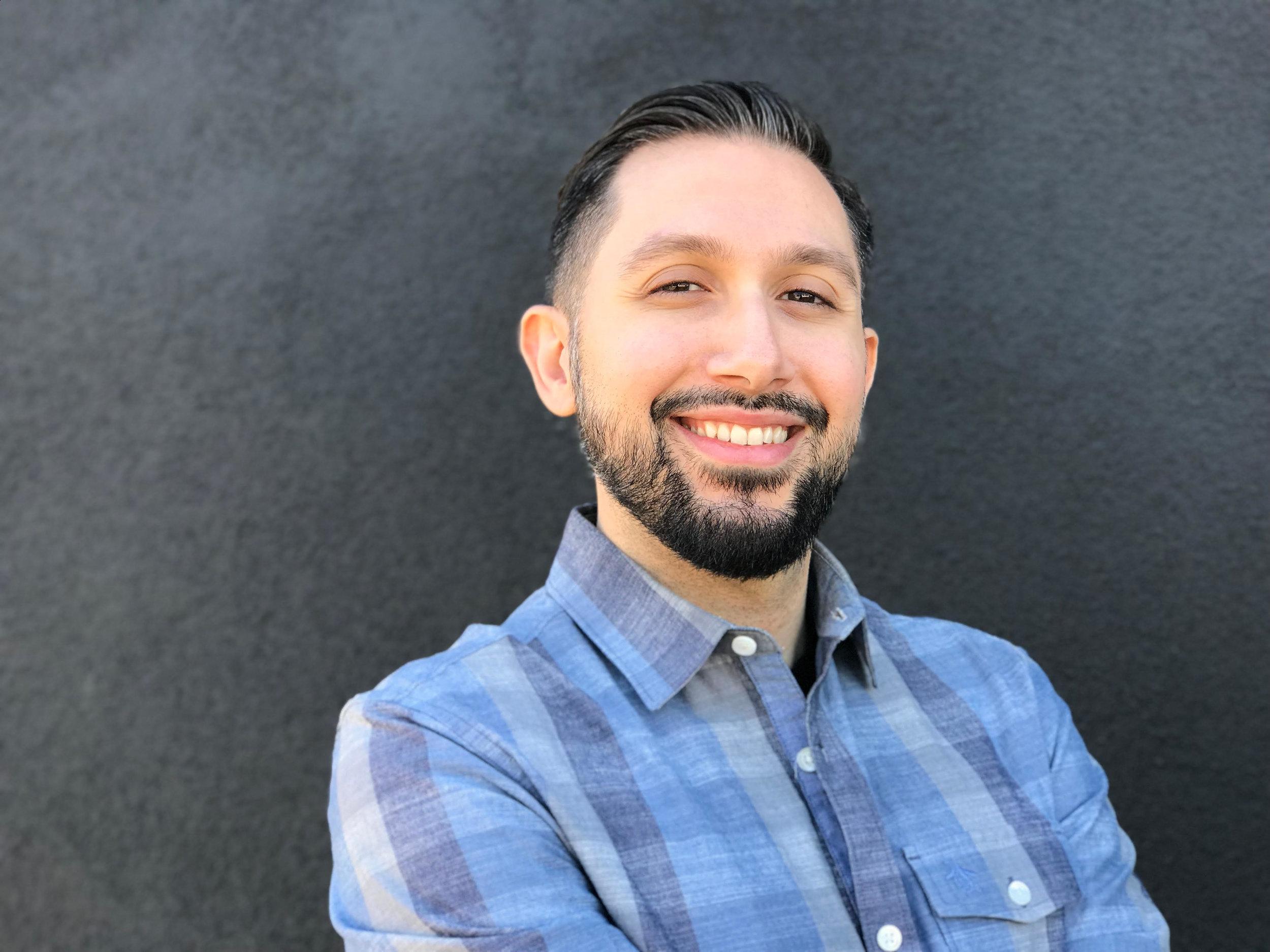 Jacob Boghosian, Art Director and title designer of the Netflix series,  Stranger Things