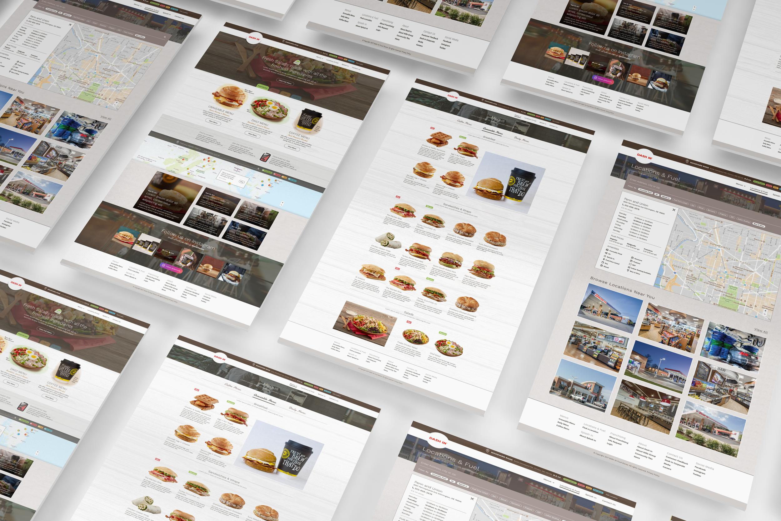 Emotif - Brand Consultancy - website design
