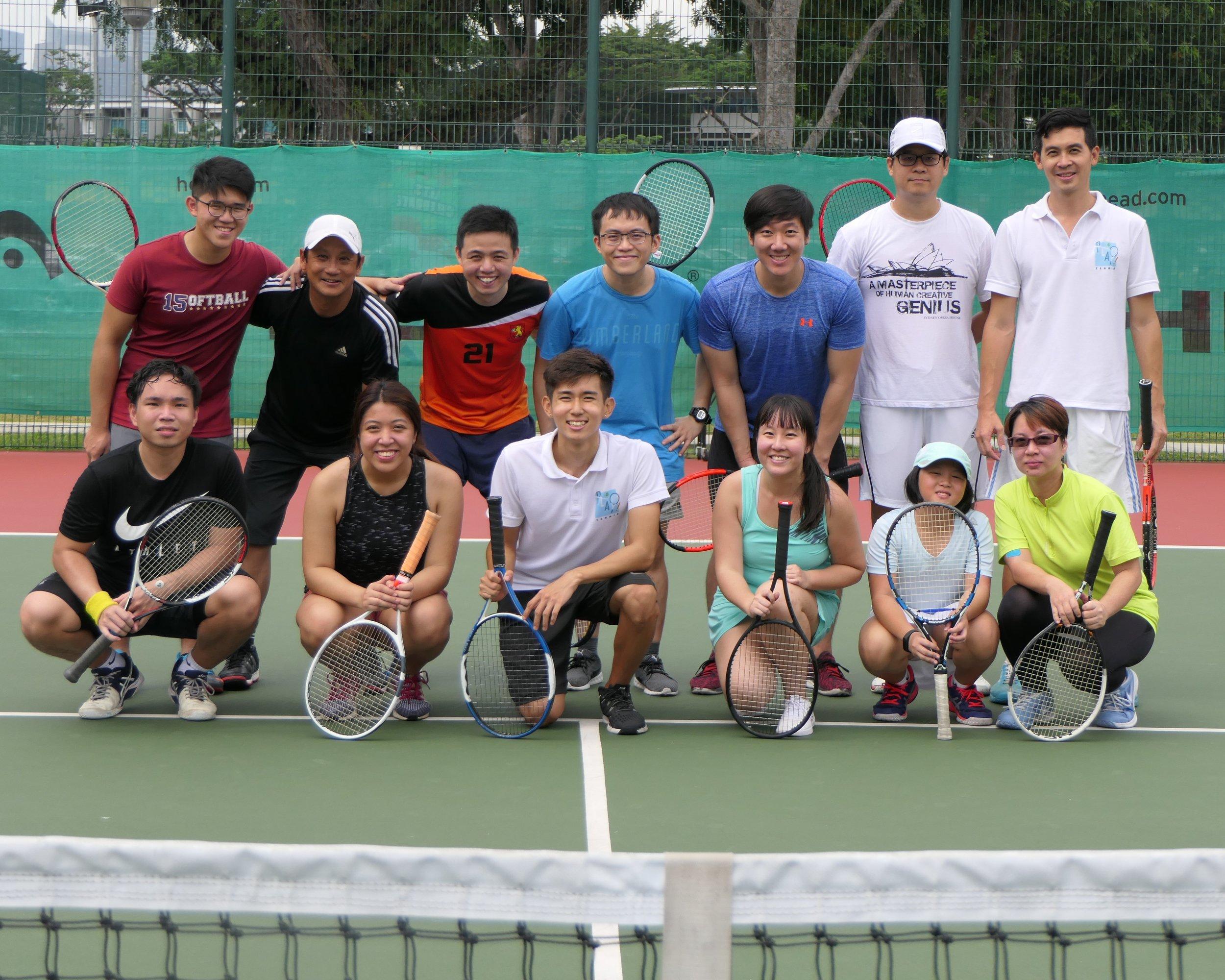 Play Tennis Community