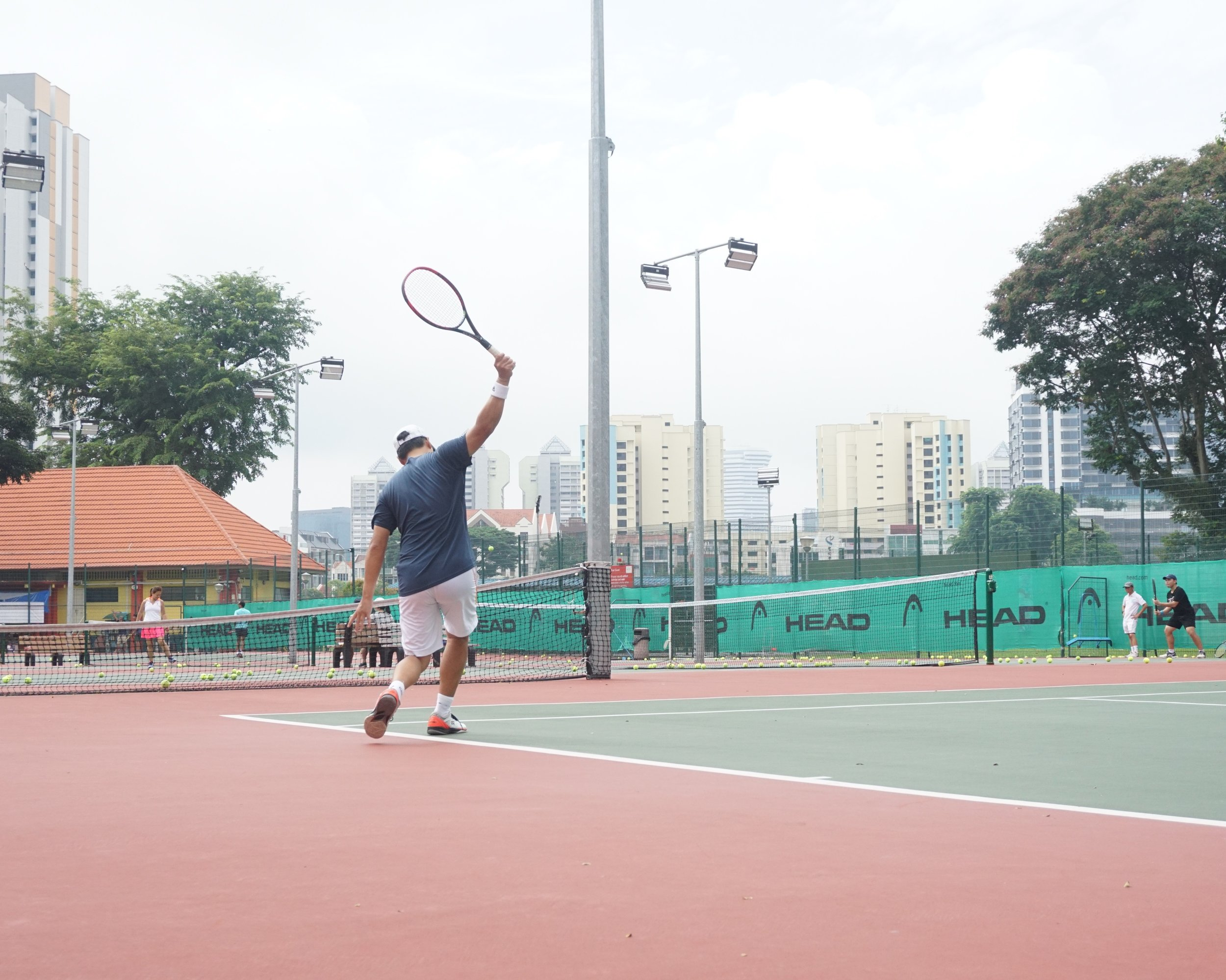 Play Tennis Community