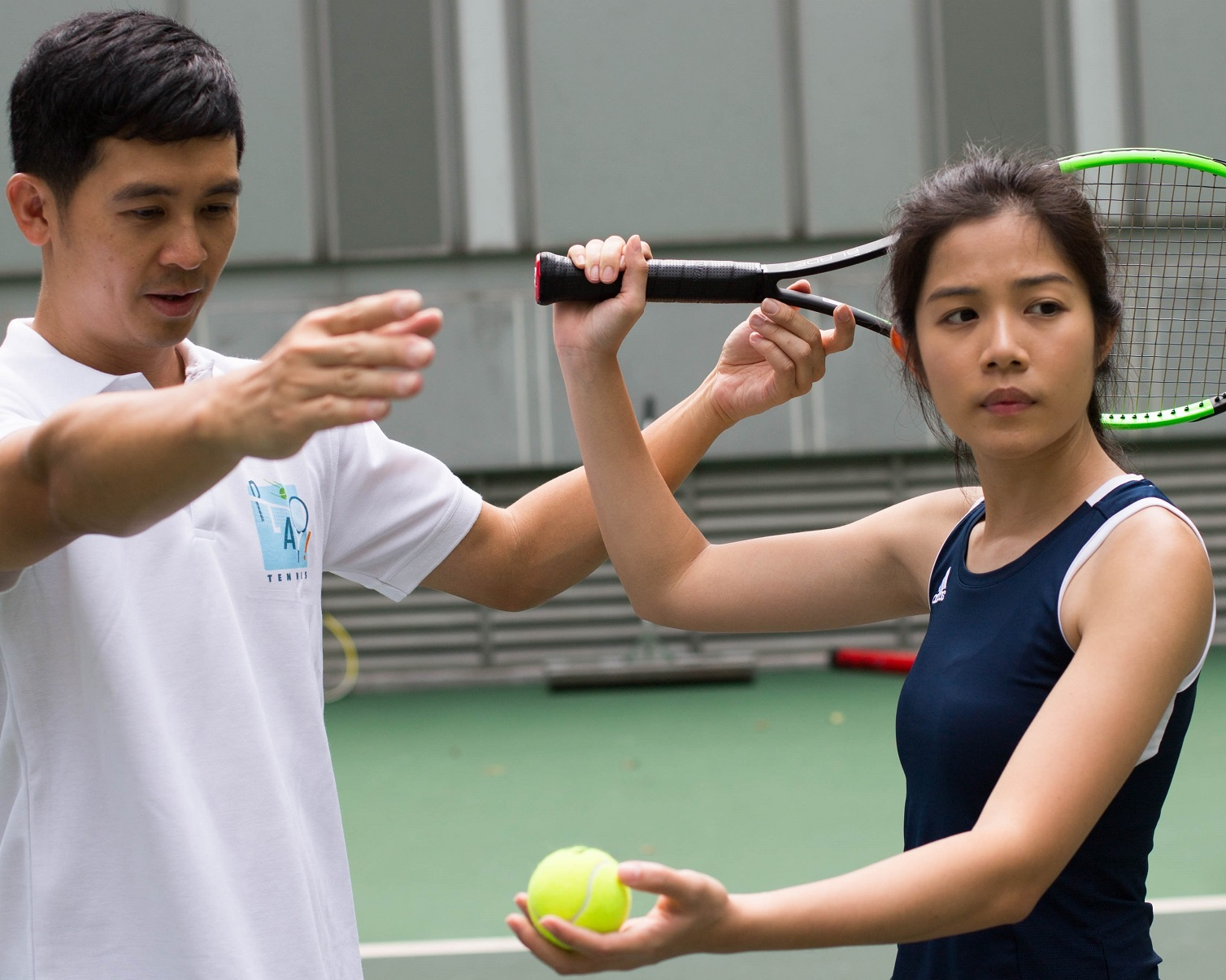 Tennis Lessons Singapore Private