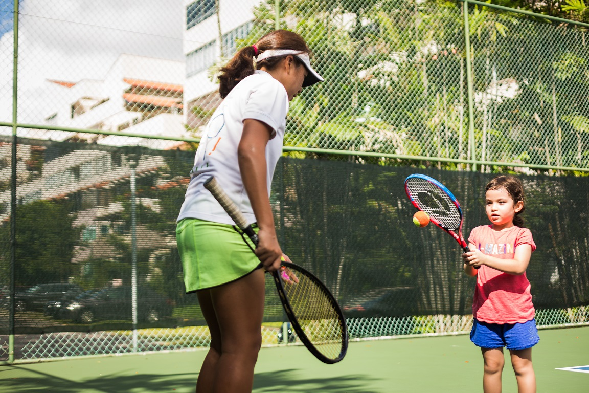 Kids Tennis Lessons Private
