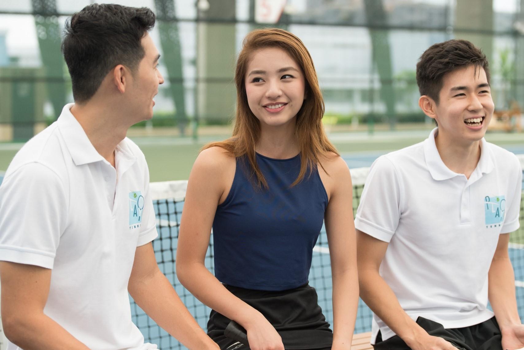Tennis Lessons Singapore Registration
