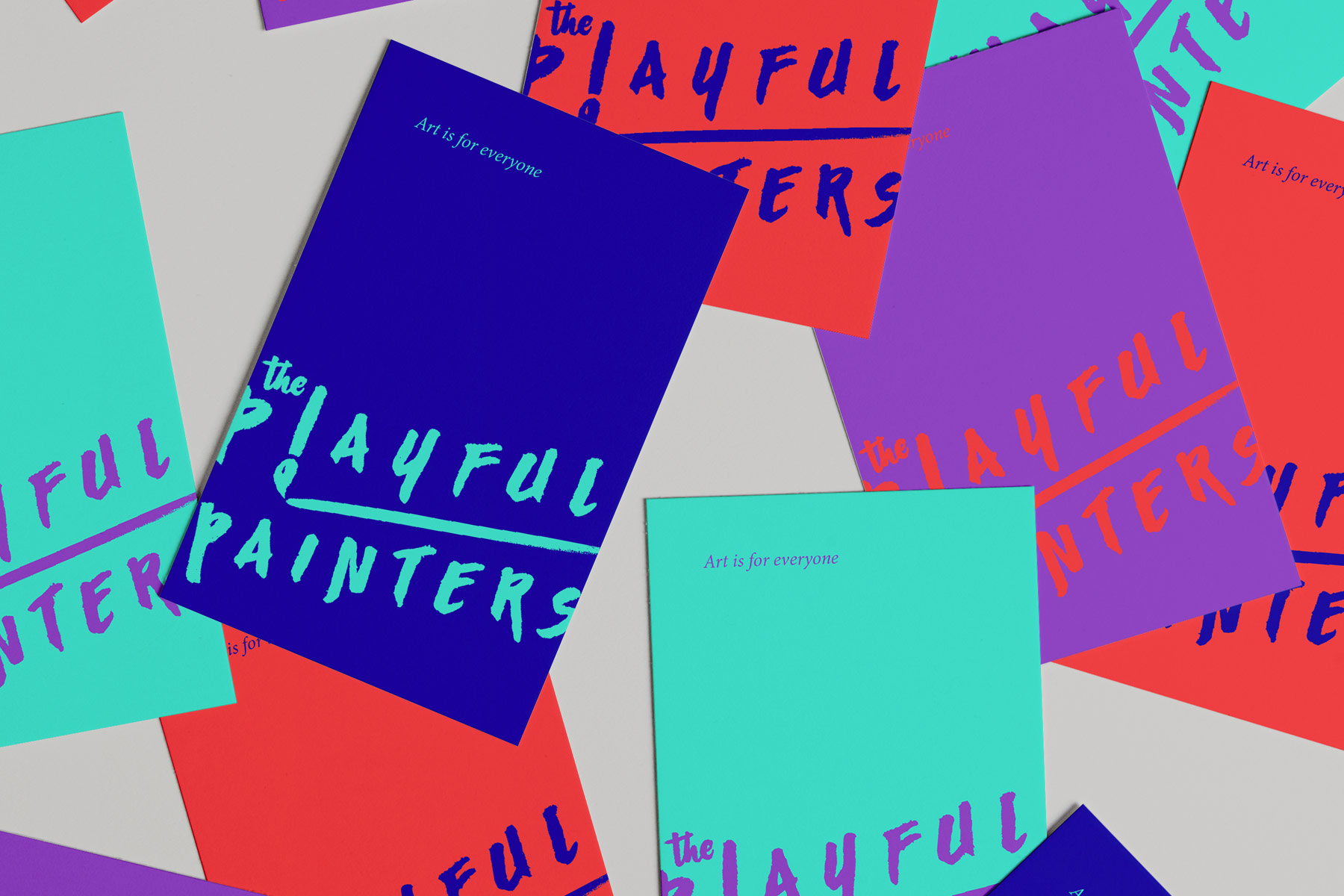 The Playful Painters