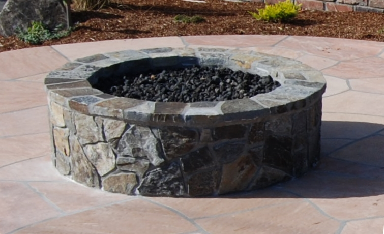 Stone Fire Pit on Patio.jpg