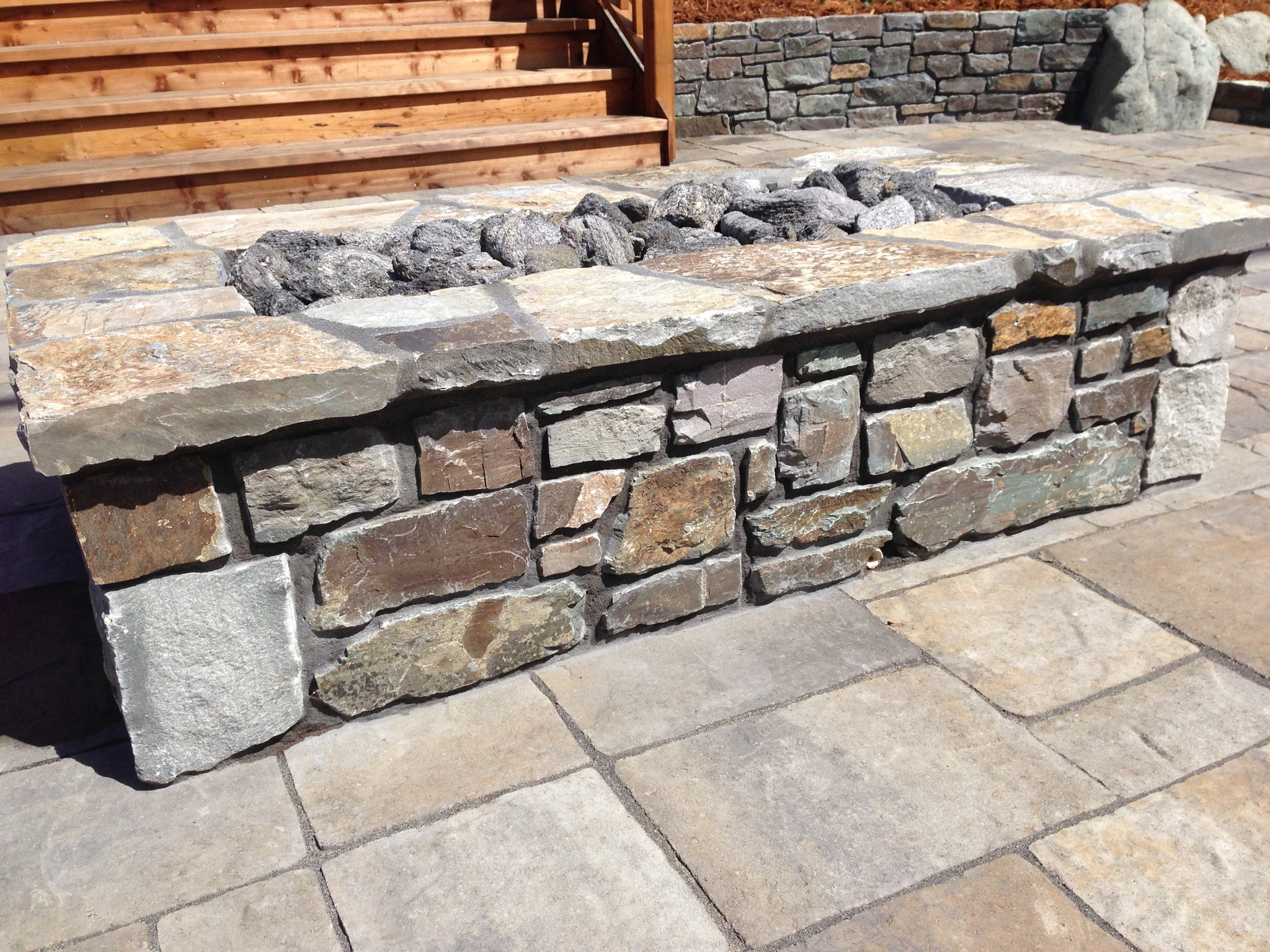 Rustic Stone Fire Pit.JPG