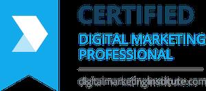 Digital Marketing Institute Certified Digital Marketing Professional CMDP Badge 300x250.png