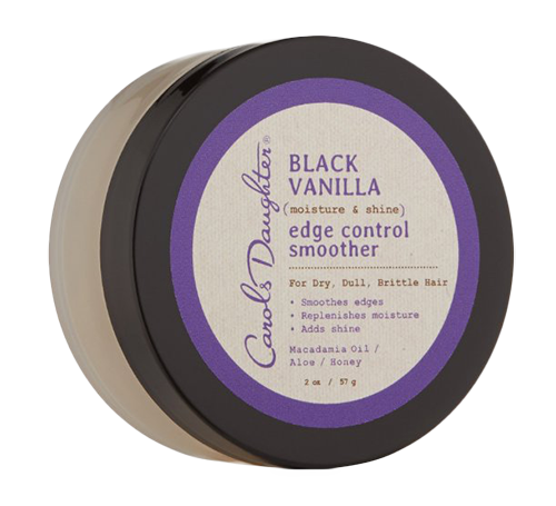 Carol's Daughter Black Vanilla Edge Control Smoother - I've used a bunch of edge controls, lately. But this one works really well.