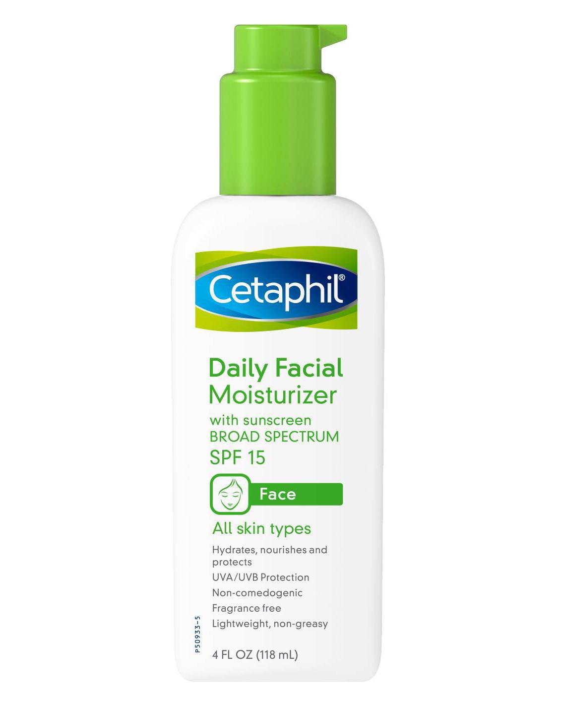 CetaphilDaily Facial Moisturizer - $12