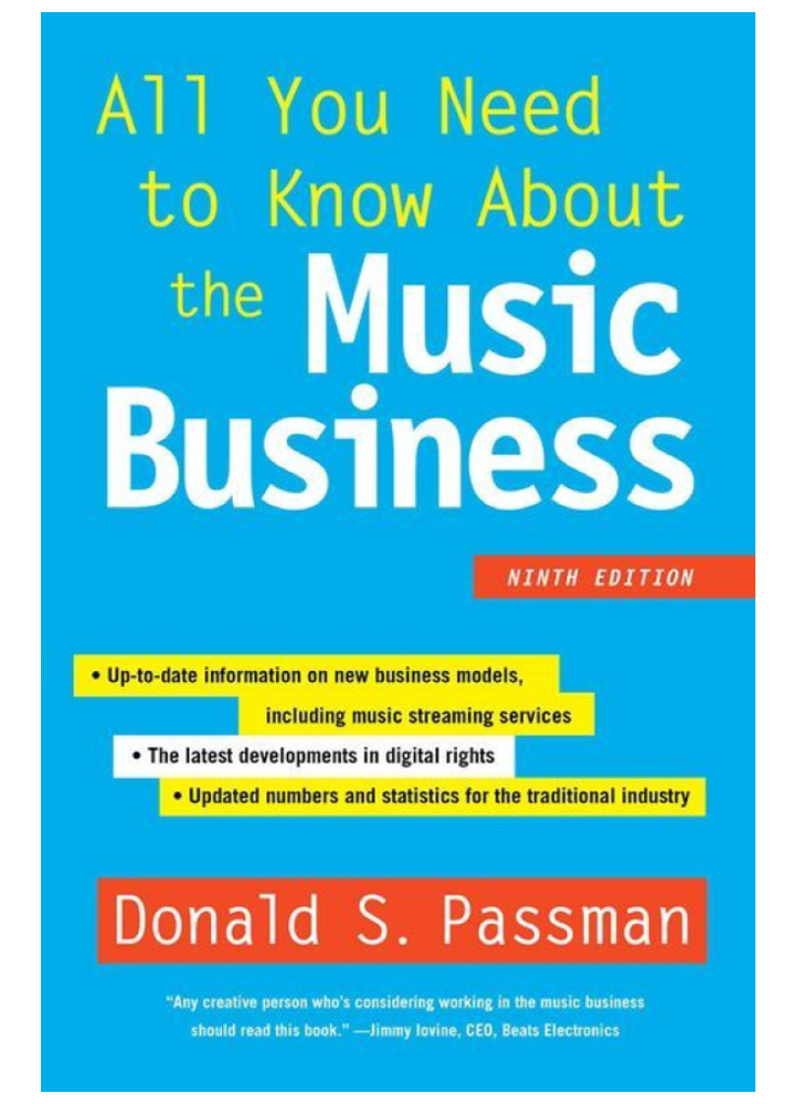 All You Need to Know About the Music Business - $26