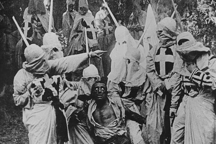"""Still from """"The Birth of a Nation"""""""