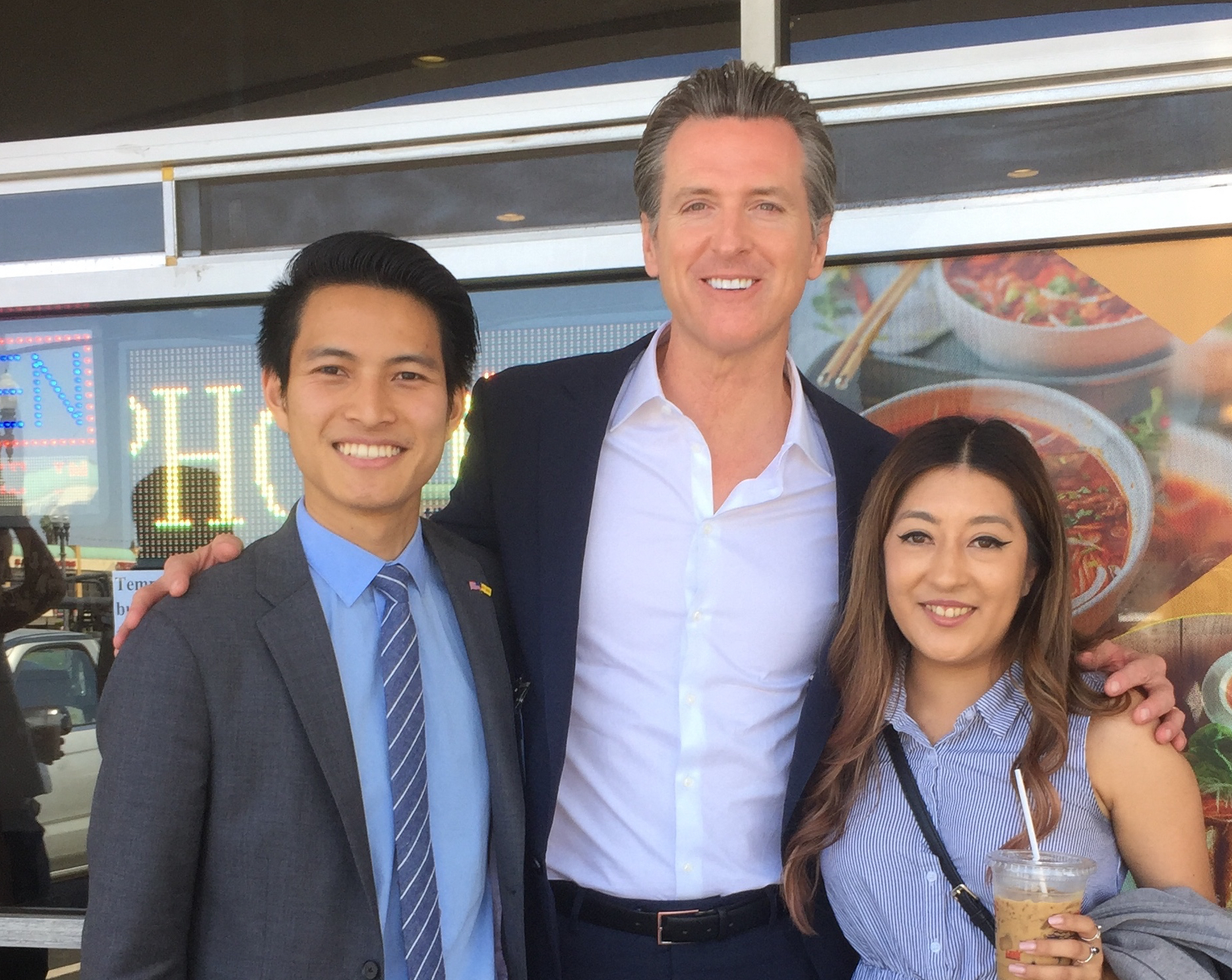Matt led a policy team to advise Governor Gavin Newsom's transition team.